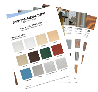 Download Our Metal Roofing Catalog