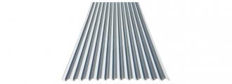 "7/8"" Corrugated FRP Panel"