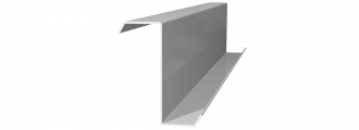Galvanized Zee Purlins