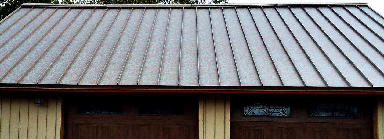 7 8 Quot Corrugated Metal Roof Panel Metal Roofing California