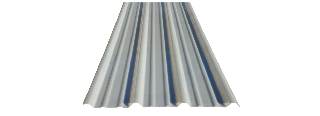 R Panel Fiberglass Roofing And Skylight Panels